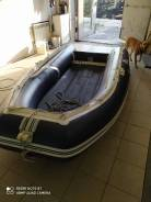 Продам лодку с нднд solar 350 максима