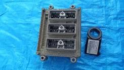Блок управления ДВС Chevrolet TrailBlazer 05 г 4.2L LL8