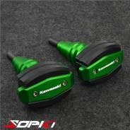Слайдеры защитные для Kawasaki zx6r,zx9r,z900rs,z1000,z1000sx