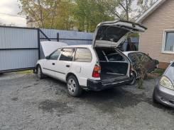 Продам стоики двери багажника на Toyota Corolla EE 102
