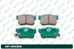 Задние тормозные колодки G-Brake GP-05056