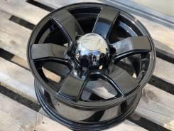R16 пара черных дисков для джипа GT-7. RZ2