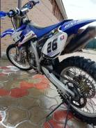 Yamaha YZ 450F, 2006