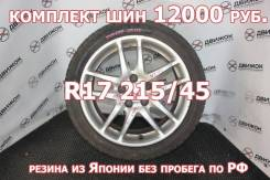 Nexen Winguard, 215/45 R17