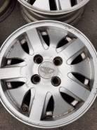 Продам литые диски Daewoo nexia