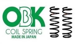 OBK C4H01022H Пружина подвески Accord CF3-4 ЗАД