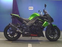 Kawasaki Z 1000, 2012