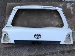 Дверь багажника Toyota Land Cruiser 200 12-15г.