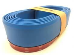 Губа резиновая универсальная Samurai 2.5м синяя