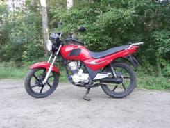 Sym XS 125, 2011