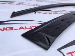 Ветровики дефлекторы окон Nissan Qashqai с 2013 года