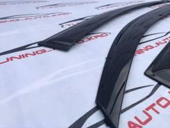 Ветровики дефлекторы окон Toyota Rav 4 c 2006 по 2012 год