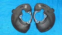 Пыльник тормозного диска передний Cadillac Escalade 2008г 6.2L