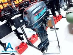 Лодочный мотор Seanovo 9.9 Enduro. Винт 10шаг+Чехол в Подарок!