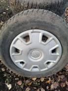 Продам колёса в сборе 205/70 R15 nordman , диски 5х108