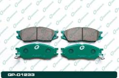 Колодки тормозные передние G-Brake GP-01233