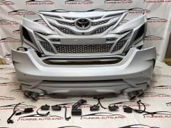 Обвес в стиле Khann Toyota Camry 70