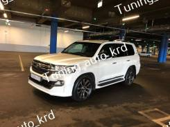Обвес Executive Lounge Toyota Land Cruiser 200 с 2016