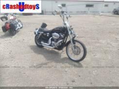 Harley-Davidson Sportster 1200 Custom XL1200C 00375, 2007