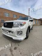 Обвес Toyota Land Cruiser 200 Urban Sport 12-15 год