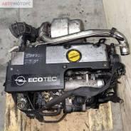 Двигатель Opel Zafira A 2002, 2.2 л, дизель (Y22DTR)