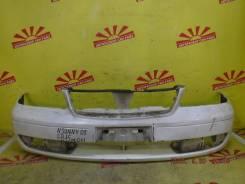 Бампер передний Nissan Sunny FB15 QG15DE F20228N0MF 620228N040