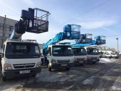 Услуги автовышек от16 до 26 метров (заказ воровайки от 5 до 10 тонн)