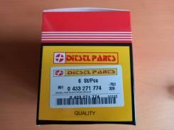 Распылитель форсунки DLLA124S1001 DLL124S500W