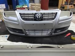Бампер Volkswagen POLO, передний 9N1
