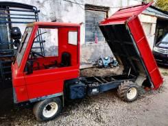 Сельскохозяйственный мини самосвал 4WD Shikoku SE520 во Владивостоке