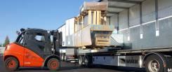 Фургоны Бабочки 5-12 тонн. Бортовые площадки длинномеры!