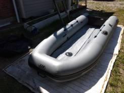 Продам лодку ПВХ фрегат 320