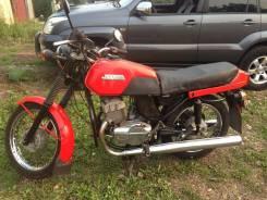 Ява 350, 1986