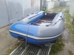 Лодка пвх 340, плм suzuki 9.9 4-х тактный.