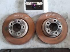 Диск тормозной передний BMW X1 E84 N52B30