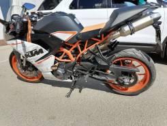 KTM RC 390, 2014