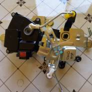 Hyundai/KIA/Mobis 812904H010 Привод замка багажника Hyundai H1 09-