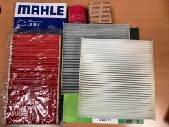 Фильтры (3) Xtrail nt30 салон+воздух+масляный