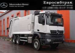 Mercedes-Benz Arocs, 2019