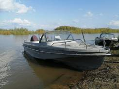 Продам отличный катер Амур в Хабаровске