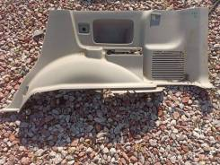 Обшивка багажника на Toyota Land Cruiser Prado 120