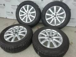 Комплект литых дисков Toprun на шинах Bridgestone 195/65R15