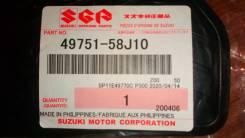Накладка педали Suzuki 49751-58J10