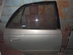 Дверь Toyota carina t190 правая задняя
