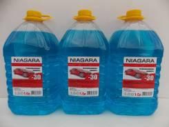 Стеклоомывающая жидкость Niagara -30C ( незамерзайка )