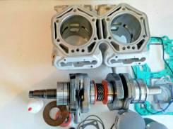 Блок цилиндров двигателя для снегоходов Ski-Doo/Lynx Rotax 800 E-TEC REV-XP 420413046