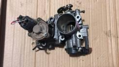 Дроссельная заслонка. Mitsubishi Pajero mini H56A E9T15372