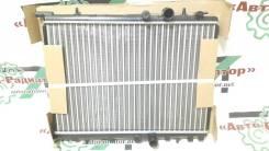 Радиатор Peugeot 206 / 307 / Xsara 1.1 / 1.4 / 1.4D / 1.6 / 1.9D / 2.0