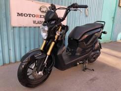 Honda Zoomer X 110, 2015