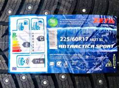 Zeta Antarctica Sport, 225/60 R17